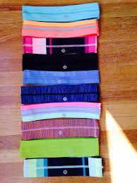 lululemon headbands - Google Search