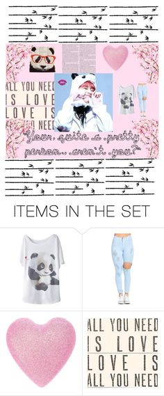 """""""TAE- Panda ☺️"""" by exo-kay on Polyvore featuring art"""