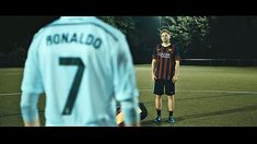 buy popular a8306 089ce Ronaldo VS Messi - Boot Battle  Nike Superfly CR7 vs adidas Messi15 Test    Review   4K