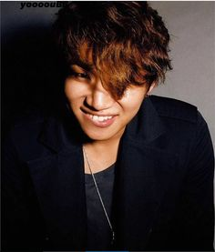 Daesung in ANAN magazine