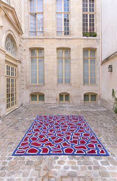 Shop the France Rug and more contemporary furniture designs by La Chance Furniture at Haute Living. Conceptual Design, Contemporary Furniture, Outdoor Blanket, France, Pure Products, Luxury, Rugs, Interior, Beautiful