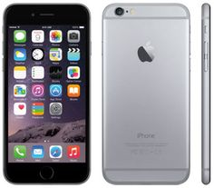 New Apple iPhone 6 16GB SpaceGray Verizon Factory GSM Unlocked 4G LTE Smartphone | eBay