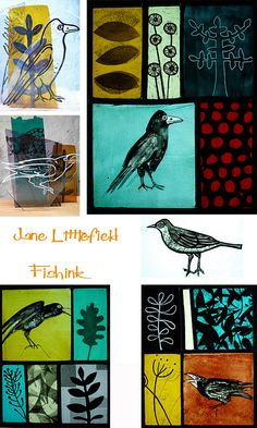 I wanted to mention the lovely work of stained glass artist Jane Littlefield. She has an exhibition coming up called 'Telling Tails', displaying her work alongside fellow artist Hester… Stained Glass Paint, Stained Glass Designs, Stained Glass Panels, Stained Glass Patterns, Leaded Glass, Mosaic Glass, Fused Glass, Glass Art, Fire Painting