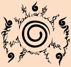 Naruto Seal with Five Element by Gaianna on deviantART