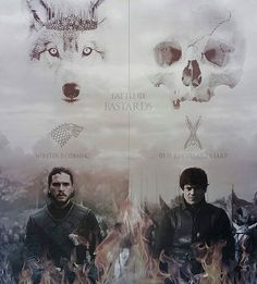 Game of Thrones - Battle of Bastards