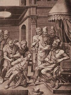 Syagrius, was the last Roman military commander in Gaul, whose defeat by king Clovis I of the Franks is considered the end of Western Roman rule outside of Italy. He came to this position through inheritance, for his father was Aegidius, the last Roman magister militum per Gallias.