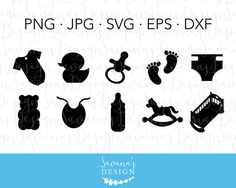 baby svg bundle! #etsy #clipart #cutfile #cricut #cameo #scrapbooking #crafting #papercraft #craft #svgfile #dxf https://www.etsy.com/listing/531456682/baby-svg-bundle-baby-svg-files-for?utm_campaign=crowdfire&utm_content=crowdfire&utm_medium=social&utm_source=pinterest