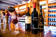 """A few years ago Travel + Leisure magazine noted, """"Virginia is one of the top five new wine travel..."""