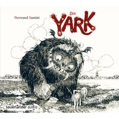 "Laurent Gapaillard illustration for ""Le Yark"". Art And Illustration, Monster Illustration, Black And White Illustration, Monster Art, Fantasy Kunst, Fantasy Art, Arte Lowrider, Draw On Photos, Dark Art"