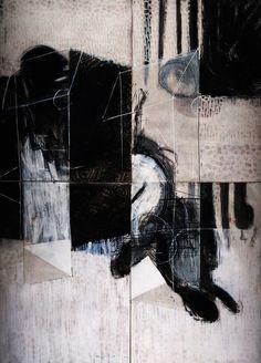 "Michal Strugalski; Linocuts, Printmaking """"genesis"""""