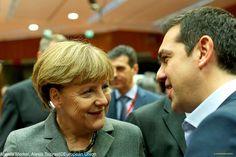 Merkels Liebe gegenüber Flüchtlinge erloschen?  Griechenland wird zu einem riesigen Gefängnis für Flüchtlinge und Immigranten, da alle umliegenden Länder ihre Grenzen praktisch geschlossen haben. Europa muss jetzt eine führende Rolle in der Wahrung der Menschenrechte übernehmen, denn sie sind die Grundfesten der europäischen Idee. Menschen, nicht Grenzen, müssen geschützt werden.