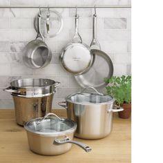 Calphalon® 8-Piece Cookware Set