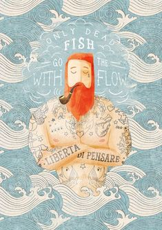 Illustration inspiration | #1137 Spectacular Modern Art & Illustrations