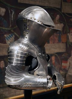 Jousting armour - Jörg the Younger and Lorenz Helmschmid, Augsburg, c. 1494