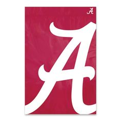 Alabama Crimson Tide NCAA Bold Logo Banners 2ft x 3ft