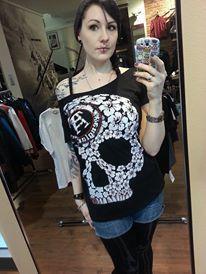 Alchemy England #skull #gothic #punk #empspain - http://emp.me/AfE