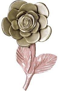 Rose Door Knocker  www.finegardenproducts.com