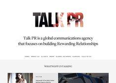 TALK PR - Nominee October 29 2014
