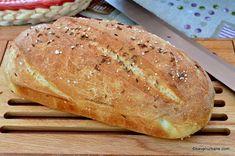 Franzelute pufoase de casa reteta simpla pas cu pas | Savori Urbane Food And Drink, Bread, Brot, Baking, Breads, Buns