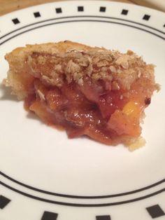 Sweetie-Pie Peach Cobbler #recipe