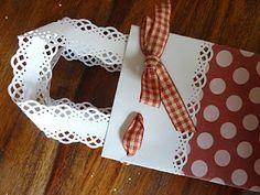 Lovely gift bag from blog - Whiff of Joy