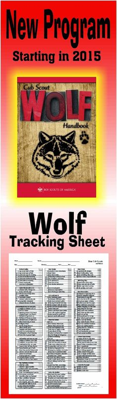 Need a way to track WOLF, Cyber Chip and Adventure requirements for the NEW Cub Scout Program? This is a great free PRINTABLE Tracking sheet for Organizing. This site has other tracking sheets and a lot of great Cub Scout Ideas compliments of Akelas Council Cub Scout Leader Training. Utah National Parks Council has planned this exciting 4 1/2 day Cub Scout Leader Training that covers lots of Cub Scout Info and Webelos Outdoor Experience, and much more. For more info go to AkelasCouncil.com