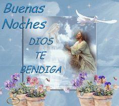 Imagen de Buenas Noches fondo María y Jesús