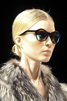 Classic designer sunglasses.