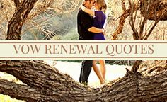 Check out a few wonderful vow renewal quotes to use for your upcoming ceremony. Vegas Vow Renewal Ideas, Vow Renewal Beach, Vow Renewal Ceremony, Wedding Renewal Vows, Wedding Ceremonies, 20 Years Of Marriage, Marriage Vows, Second Wedding Dresses, Second Weddings