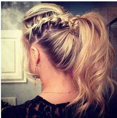 The Best French Braids on Instagram | Beauty High