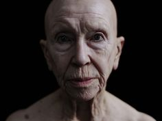 Freaky 3-D Scanning Turns Human Skin Into Art | It's a hyper-real virtual 3-D scan of a human body, in this case, British actor Beryl Nesbitt.   Barney Steel, FBFX, Analog  | WIRED.com