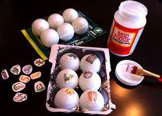 Testy yet trying: Ping Pong Balls = Speech Articulation Manipulative