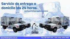 Fábrica de Hielo Monterrey S.A. de C.V. Al mercado industrial le ayudamos con la instalación de maquinaria y suministro de hielo. Así como el abastecimiento en la industria alimenticia apoyando en la conservación de los alimentos tales como pescado marisco frutas y verduras. Algunos de nuestros clientes son: tiendas de autoservicio hoteles restaurantes gasolineras y tiendas de abarrotes y de conveniencia. Todos nuestros vehículos están refrigerados para ofrecer la mejor calidad en…