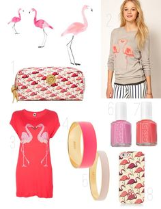 Flamingo Finds | Cak