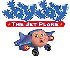 <3 Jay Jay the Jet Plane <3 Woah, their faces were pretty scary! How did I manage to watch this show?! :')<3