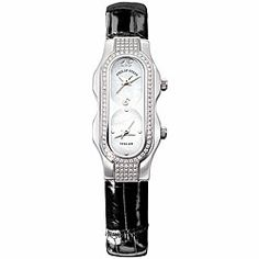 Philip Stein Teslar Mini Diamond Alligator Watch | Overstock.com Shopping - Big Discounts on Philip Stein Philip Stein