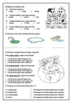 Sistema Solar, Diagram, Maria Alice, Water Cycle Activities, Letter J Activities, Kids Learning Activities, Literacy Activities, Science Books, Geography Activities