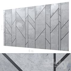 models: Other decorative objects - Decorative wall Feature Wall Design, Wall Panel Design, Tv Wall Design, Decorative Wall Tiles, Decorative Objects, Wall Cladding Designs, Laminate Wall, Concrete Interiors, 3d Wall Decor