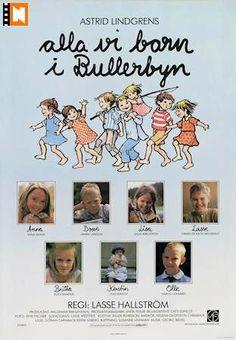 やかまし村の子どもたち(1986・典) ★★★☆☆ スウェーデンの片田舎の風景とやかまし村の子どもたちのかわいさに癒される作品。いつも音声はそのまま、日本語字幕で観ているけれど、この作品は日本語吹き替えで観た方が楽しめると思った。前半は結構退屈でした。子どもたちがただ遊んでるだけなので・・・。みんなで宝島に行く話がいちばん好き。女の子と男の子の意地の張り合いがなんとも微笑ましい。幼い時のことを思い出した。