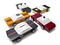 MO-TO: Modern Vintage Toy Cars by Vlad Dragusin (Candylab Toys)