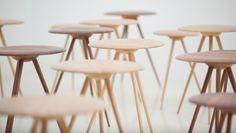 Table Puck, le minimalisme par Simen Aarseth - Blog Esprit Design