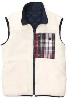 All Prep Vest - Cream, gonna need this!