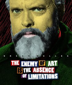 Orson Welles, Artist Quotes, Framed Prints, Canvas Prints, The Absence, Arts Ed, Long Hoodie, Famous Artists, Wood Print