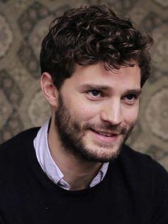 Jamie Dornan / Christian Grey FSOG - That smile :)