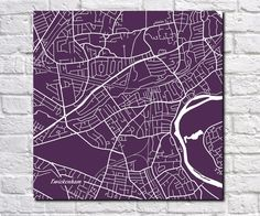 Memphis tennessee city street map print custom wall map pinterest twickenham england city street map print custom wall map from our collection of minimalist maps featuring roads and waterways custom maps for any city malvernweather Images