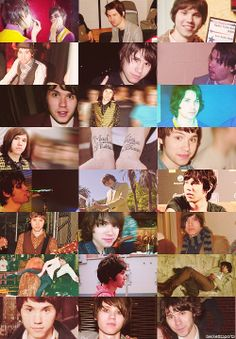 Ryan Ross, lover of Cheese Whiz, and Brendon Urie (secretly)