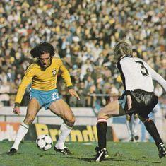 Brasil Austria 78 Pure Football, Fifa World Cup, Rey, Brazil, Marvel, Running, History, Breakfast Nook, Hs Sports