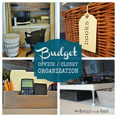 Best DIY Projects Highlights Organized OfficeHome