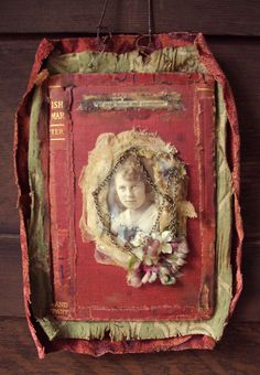 Moss Hill Altered Book Cover