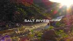 """The Upper Salt River runs through the Salt River Canyon Wilderness, often referred to as Arizona's other Grand Canyon. While it lacks the size of the Grand Canyon, it certainly measures up in terms of outstanding, rugged Geology, and sheer scenic beauty. It is one of a very few rivers to flow through the Saguaro Cactus forests of Arizona's Sonoran Desert, a truly exotic landscape.  The Salt River Canyon Wilderness was established by the Arizona Wilderness Act of 1984 (P.L. 98-406) and…"